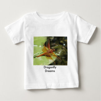 Dragonfly Dreams Baby T-Shirt