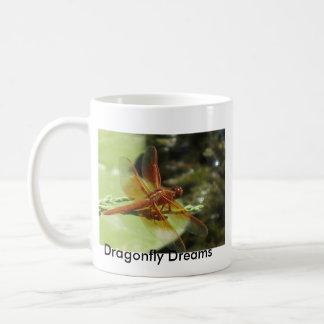 Dragonfly Dreams Coffee Mug
