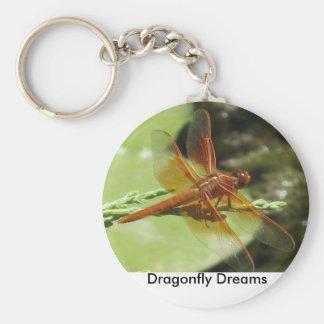 Dragonfly Dreams Keychain