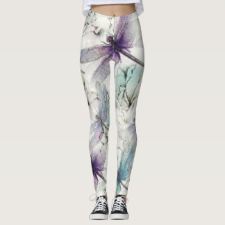 Dragonfly Dreams Leggings