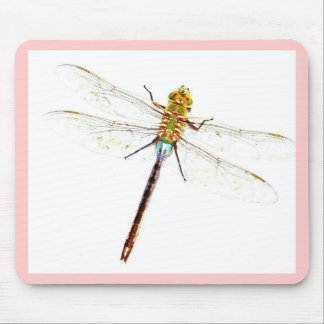 Dragonfly Dreams Mouse Pad