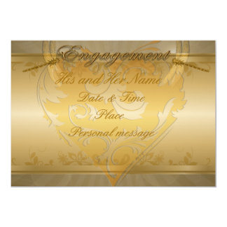 Dragonfly Engagement notice/invitation