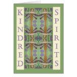 Dragonfly Fairy Friendship Card