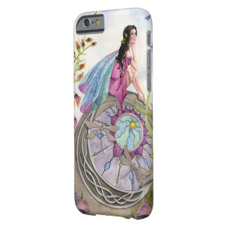 Dragonfly Fairy in the Garden iPhone Case Barely There iPhone 6 Case