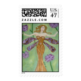 Dragonfly Fairy Postage