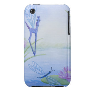 Dragonfly Fantasy Horse iPhone 3G/3GS Case