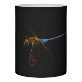 Dragonfly Flameless Candle