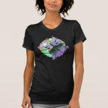 Dragonfly Fractal T-Shirt (Swirl)