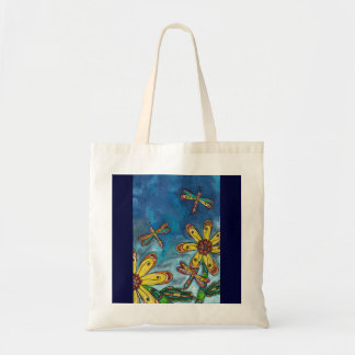 Dragonfly Free Grocery Bag