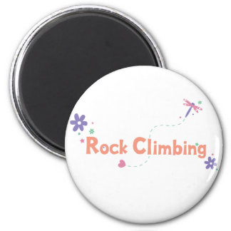 DragonFly Garden Rock Climbing Magnet