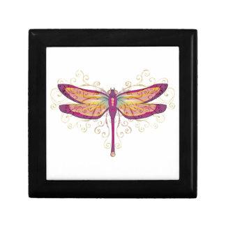 Dragonfly Jewelry Box