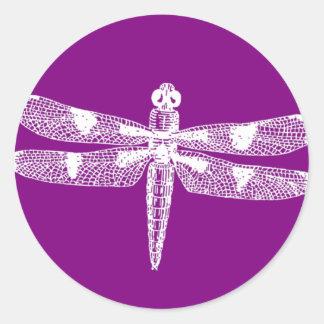 Dragonfly Graphic Sticker