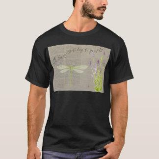 dragonfly happy birthday T-Shirt