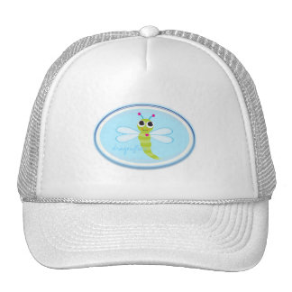 "Dragonfly Hat ""Dragonflies"""