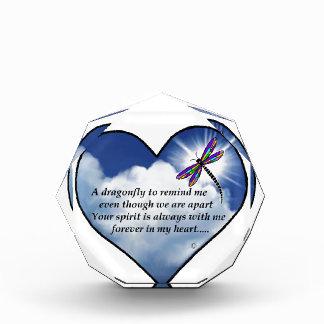 Dragonfly Heart Poem Award