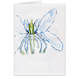 Dragonfly I Fly Greeting Card