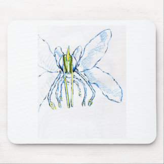Dragonfly I Fly Mouse Pad