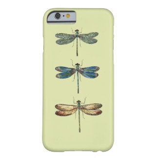 Dragonfly Illustrations Barely There iPhone 6 Case