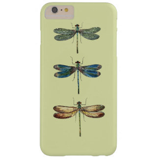 Dragonfly Illustrations iPhone 6 Plus Case