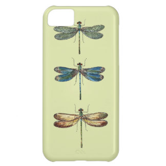 Dragonfly Illustrations Case For iPhone 5C