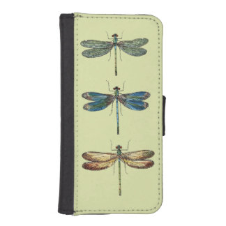Dragonfly Illustrations iPhone 5 Wallet