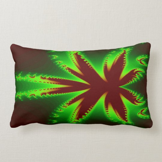 Dragonfly in Flames Pillow