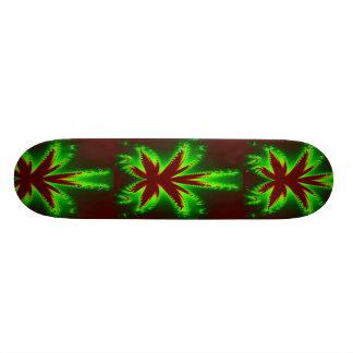 Dragonfly in flames Skateboard