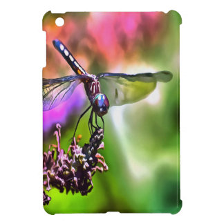 Dragonfly In Green and Blue iPad Mini Cases