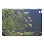 dragonfly in the greenery iPad mini cover