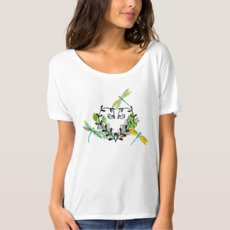 Dragonfly Inspired Women's T-Shirt