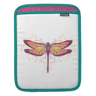 Dragonfly Sleeve For iPads