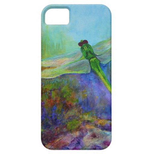 """""""Dragonfly"""" iPhone5 case iPhone 5 Covers"""