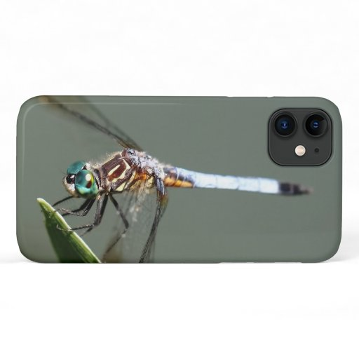 Dragonfly, iPhone 11 Barley There Case. iPhone 11 Case