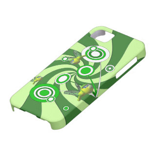 Dragonfly iPhone 5 Barely There Universal Case