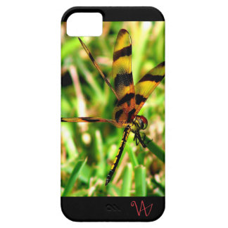 Dragonfly Iphone 5 Case by VA Tate