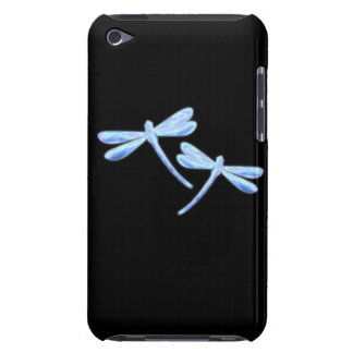Dragonfly iPod Touch Case - Ice Glow