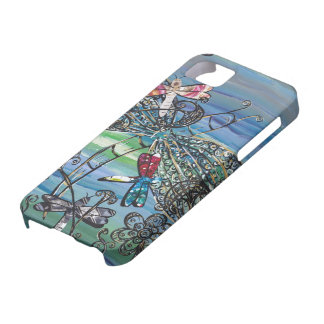 Dragonfly Jewels 2  iPhone Case iPhone 5 Cases