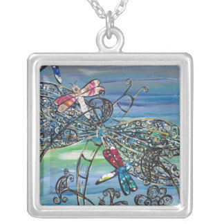 Dragonfly Jewels 2 Necklace