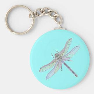 DRAGONFLY keychain (blue)