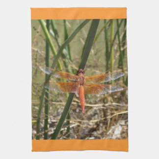 Dragonfly Kitchen Towel