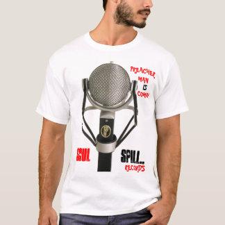 Dragonfly-large, SOUL, SPILL.., PREACHER MAN , ... T-Shirt
