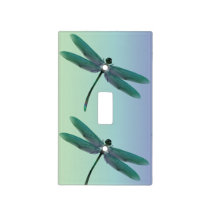 Dragonfly Light Switch Cover