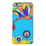 Dragonfly Lolipop Colorful Painting iPhone 6 Case