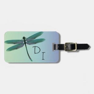 Dragonfly Luggage Tag