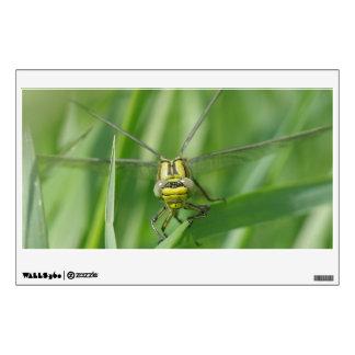 Dragonfly Macro Photo Wall Sticker