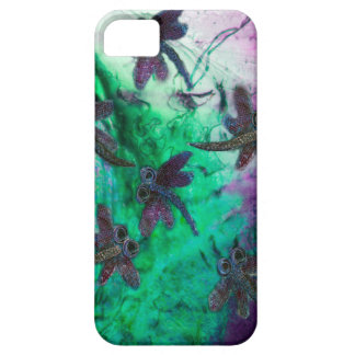 Dragonfly Magic iPhone 5 Cover