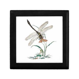 Dragonfly Magic Trinket Box
