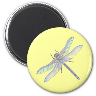 DRAGONFLY magnet (yellow)