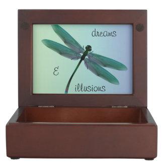 Dragonfly Memory Box