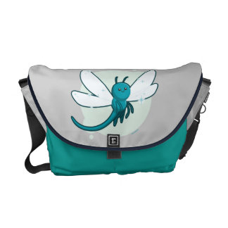 Dragonfly Messenger Bags